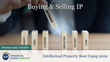 "Financial Poise™ Announces ""Buying & Selling IP,"" a New Webinar Premiering April 4th at 1:00 PM CST through West LegalEdcenter™"
