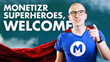 Monetizr Gives Game Developers One Million Credits to Celebrate Company Launch