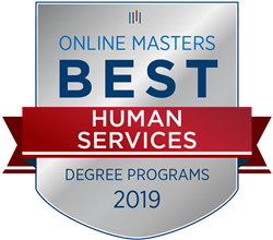 OnlineMasters com Names Top Master's in Human Services