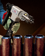 The Upgraded Esco Wart MILLHOG® Boiler Tube Beveling Tool Helps Assure Superior Weld Integrity