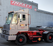 Impact Transportation Deploys Orange EV Electric Yard Truck to Port of Oakland Operations