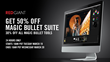 Now Live: Red Giant Announces Magic Bullet Suite 24-Hour Flash Sale