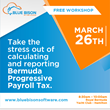 Blue Bison Launches Progressive Payroll Tax HR Solution for Bermuda