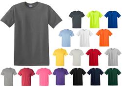 BuckWholesale com Launches New Gildan T-Shirts