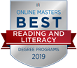 OnlineMasters.com Names Top Master's in Reading and Literacy Programs for 2019
