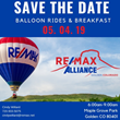RE/MAX Realtor Cindy Willard Invites Clients to Come Fly Away at Balloon Rides and Breakfast Event