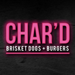CHAR'D Brisket Dogs + Burgers to Compete in Scottsdale Burger Battle on March 22, 2019