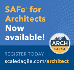 SAFe® for Architects helps technical leaders align architecture to business value
