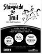5th Annual Stampede the Trail 5k and Half Marathon Scheduled in Duncan, the Heart of the Chisholm Trail