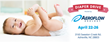 Aeroflow Healthcare to Host April Diaper Drive to Benefit Diaper Bank of North Carolina