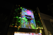 PaintScaping Back On Rodeo Drive For 3D Projection Mapping