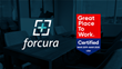 Forcura Achieves 2019 Great Place to Work Certification