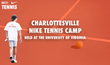 US Sports Announces 2019 Dates for the Charlottesville Nike Tennis Camp