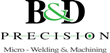 B & D Precision Welding Is Launching Their New Website in April 2019