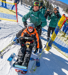 The Adaptive Sports Foundation provides children and adults with disabilities the experiences to discover a lifelong passion for outdoor physical activity.