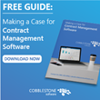 "CobbleStone Software Releases Free Guide, ""Making a Case for Contract Management Software"""