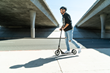 SWAGTRON's New K8 Titan Commuter Scooter is Human Powered