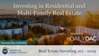"Financial Poise™ Announces ""Investing in Residential and Multi-Family Real Estate,"" a New Webinar Premiering April 18th at 1:00 PM CST through West LegalEdcenter™"