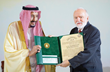 King Salman Hands the 2019 King Faisal Prize in Science to KAUST Professor Jean Fréchet
