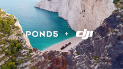 Pond5 DJI Premium Footage Collection