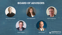 MachineShop Board of Advisors