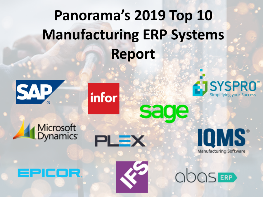 Panorama Consulting Solutions Releases 2019 Top 10