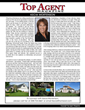 Realtor Kecia Mortenson Featured in Top Agent Magazine's Nationwide and International Editions