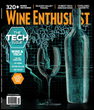 Wine Enthusiast Releases Augmented Reality (AR) Magazine Cover for Inaugural Tech Issue