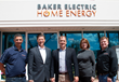 California Senator Brian Jones Tours Baker Electric Home Energy