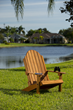 Rockler Introduces Folding Adirondack Chair Plan and Templates - Latest Addition to Adirondack Furniture Plans Allows Compact Storage