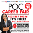 Minnesota's Top Leaders Rally In Support of Upcoming People of Color Career Fair