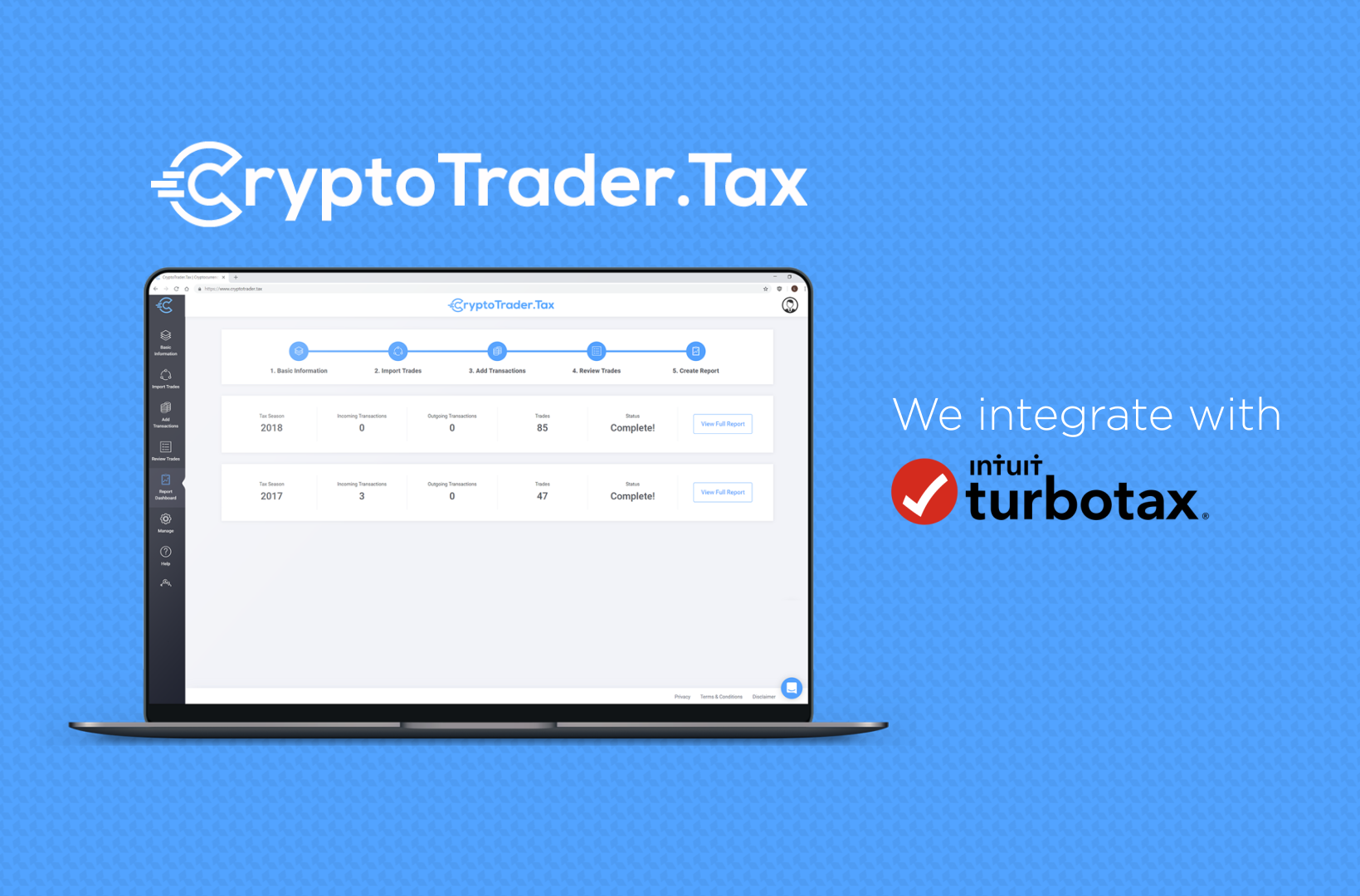 Cryptocurrency Tax Software Leader CryptoTrader Tax