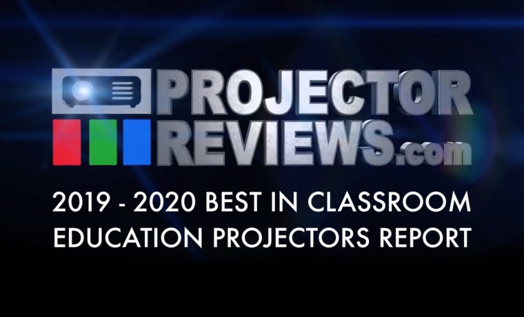 Best Projectors 2020 Projector Reviews Publishes the 2019 2020 Best Education and
