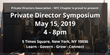 DailyDAC, LLC d/b/a Financial Poise™, is Pleased to Announce the Upcoming Premiere of Private Director Symposium, On May 15th