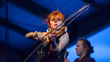 A photo of fiddler Amanda Shaw