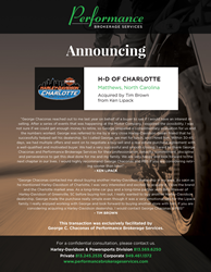 Harley Davidson Of Charlotte >> After 26 Years Harley Davidson Of Charlotte In North