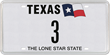 My Plates Auctions Last Remaining Single-Digit Plate in Texas