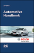 A New Bosch Automotive Handbook Highlights Four New Books Available from SAE International