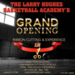 Larry Hughes Announces Grand Opening of Basketball Academy