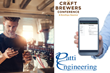 Siemens Solution Partner Patti Engineering to Co-Present Seminar at Craft Brewer Conference in Denver on April 10, 2019