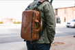 After Successful Launch on Kickstarter, Hillside Industries Moves the Meridian Bagpack to Indiegogo's InDemand