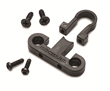 Made from durable black nylon, the Hairpin Leg Shelf Brackets are sold in packs of eight – enough for one set of legs.