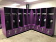 Kevin P. Quinn, S.J., Athletics Campus at the University of Scranton Selects Scranton Products Lockers and Restroom Partitions