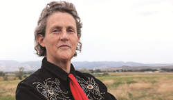 Dr. Temple Grandin, author and autism expert