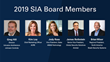 Security Industry Association Announces 2019 Executive Committee, Welcomes New Members to the Board of Directors