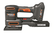 New WORX 20V Sandeck 5-in-1 Multi-Sander Functions Five Ways – With No Compromises