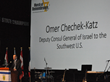 Omer Chechek-Katz, Deputy Consul of Israel to the SW