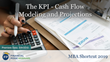 "Financial Poise™ Announces ""The KPI- Cash Flow Modeling and Projections,"" a New Webinar Premiering May 9th at 3:00 PM CST through West LegalEdcenter™"