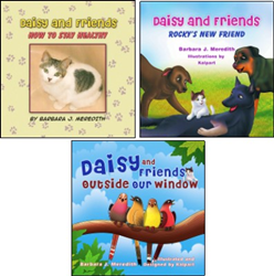 """Daisy and Friends"" Series by Barbara J. Meredith"