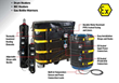 BriskHeat Introduces New ATEX Heaters for Warming Bulk Storage Containers in Hazardous Areas